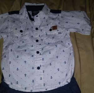 Toddler boys Outfit